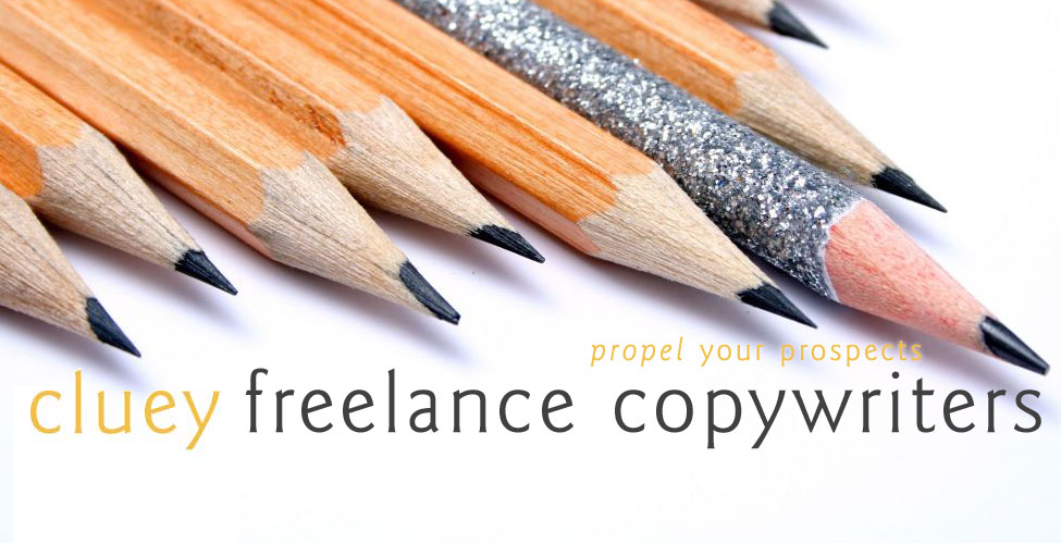 cluey freelance copywriters