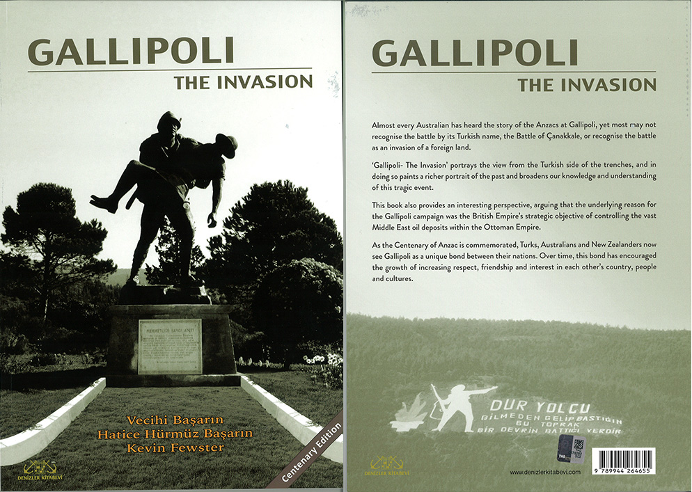 Gallipoli- The Invasion